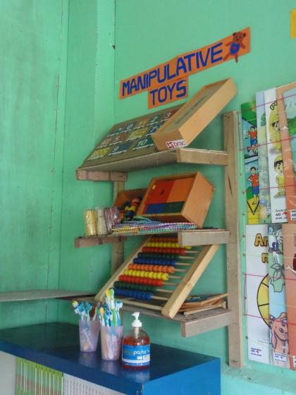 BRAC classroom