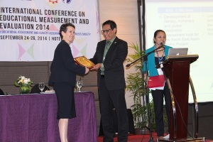 Dr Care was thanked for her keynote address by Richard Gonzales, Chairman and President of PEMEA