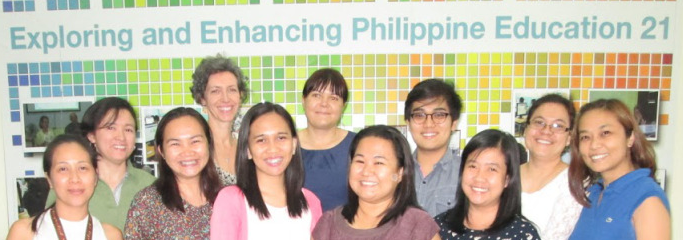 Photo of Participants from the LearnARMM Test Development Workshops