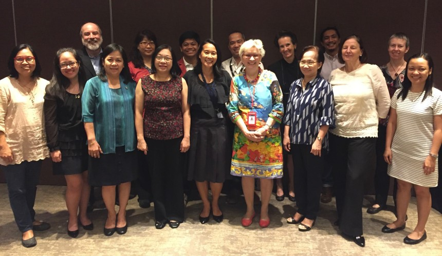 Photo of members of the ACTRC Advisory Board